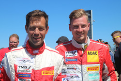Frédéric Yerly und Manuel Amweg