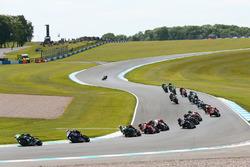 Leon Haslam, Puccetti Racing, Michael van der Mark, Pata Yamaha