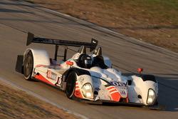 #06 CORE Autosport Oreca FLM09: Alex Popow, EJ Viso, Burt Frisselle