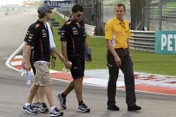 Sebastian Vettel, Guillaume 'Rocky' Rocquelin