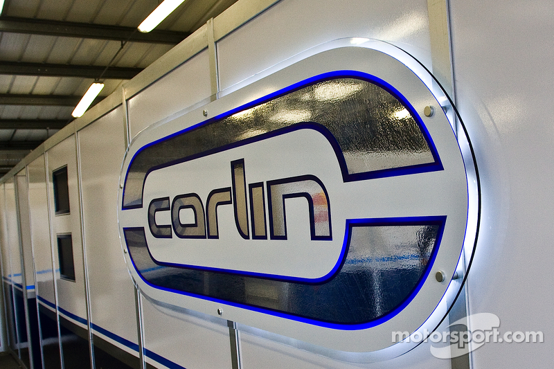 Carlin Team Logo