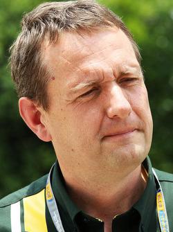 Steve Nielsen, Caterham F1