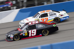 Mike Bliss and Ken Schrader
