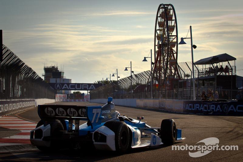Simon Pagenaud, Schmidt/Hamilton Motorsports