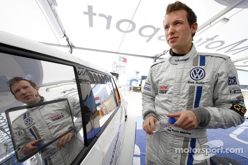 Kevin Abbring, Volkswagen Motorsport