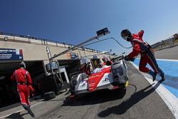 #19 Sébastien Loeb Racing ORECA 03: Stéphane Sarrazin, Nicolas Minassian, Nicolas Marroc