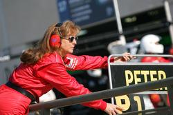 Kessel Racing team member