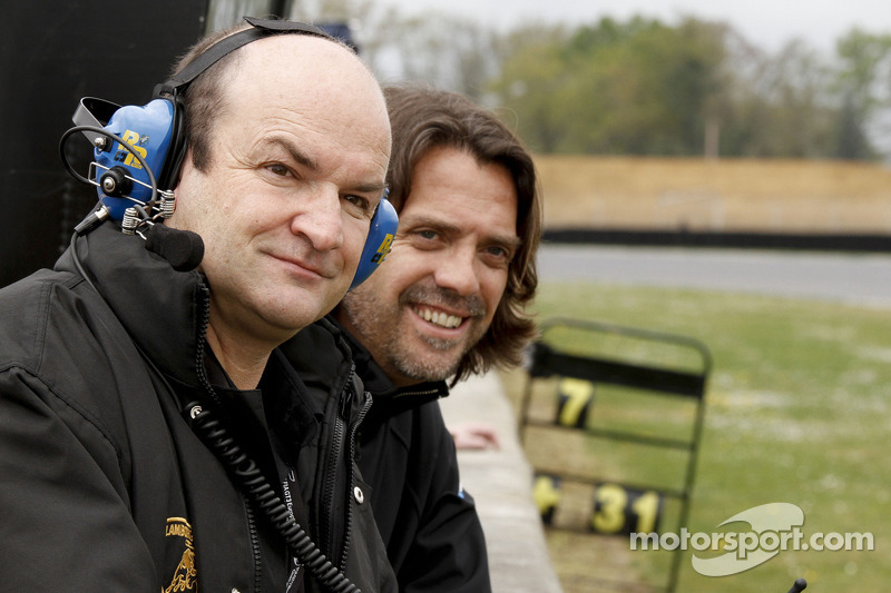 Hans Reiter and Stéphane Ratel