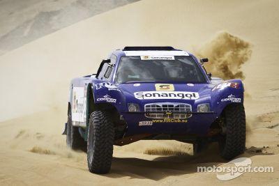 Le Desert Challenge à Abu Dhabi