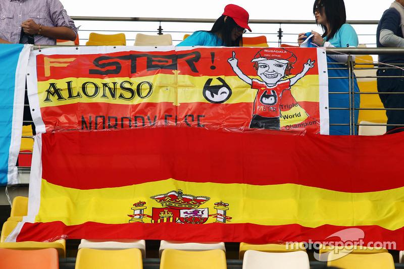 Fernando Alonso, Scuderia Ferrari spandoeken
