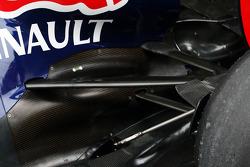 Red Bull Racing of Mark Webber, Red Bull Racing exhaust detail