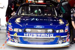 Car of Ricky Stenhouse Jr., Roush Fenway Ford