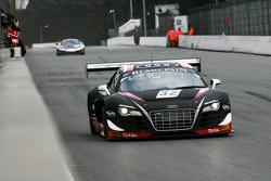 #32 Belgian Audi Club Team WRT: Laurens Vanthoor, Stéphane Ortelli