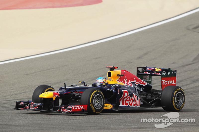 2012 - Sebastian Vettel, Red Bull