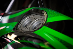 #03 Extreme Speed Motorsports Ferrari 458 detail