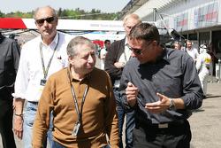 Jean Todt, FIA President, Guest in Hockenheim