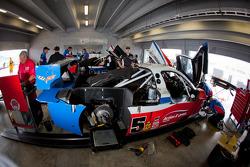 #5 Action Express Racing Chevrolet Corvette DP