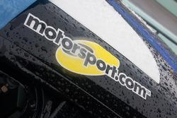 Motorsport.com Aufkleber