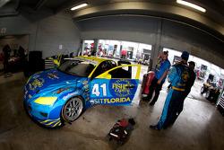 #41 Dempsey Racing Mazda RX-8: Charles Putman, Charles Espenlaub