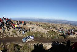 Daniel Sordo y Carlos Del Barrio, Ford Fiesta RS WRC, Ford World Rally Team