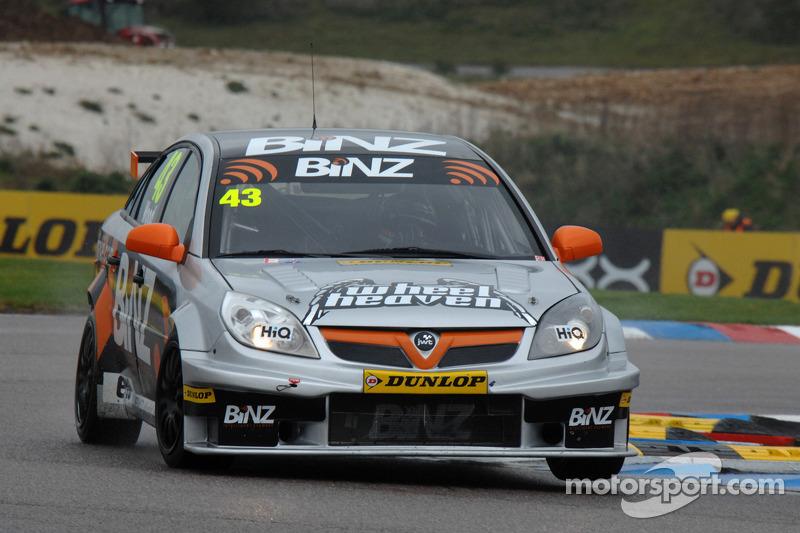 Lea Wood, BINZ Racing