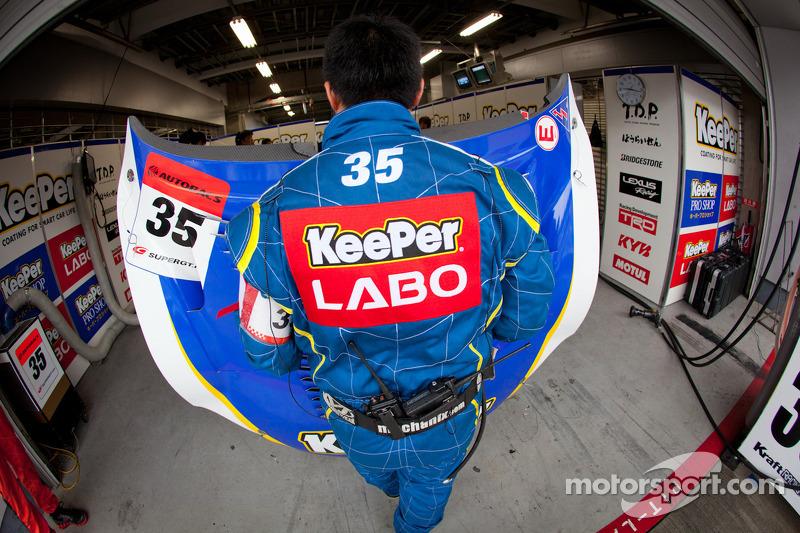 Lexus Team KeePer Kraft teamlid