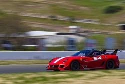 #54 Ferrari 599XX