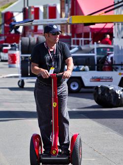 Ferrari Crew Segway