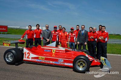 30e anniversaire de la mort de Gilles Villeneuve