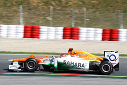 Жюль Б'янкі, Sahara Force India F1 Team