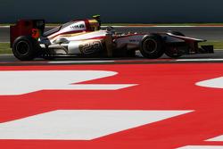 Dani Clos, HRT F1 Team testrijder