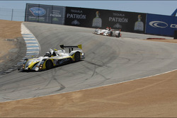 #7 Merchant Services Racing Oreca FLM09: Tony Burgess, Chapman Ducote, James Kovacic