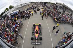 Jack Harvey, Andretti Autosport Honda Gasoline Alley