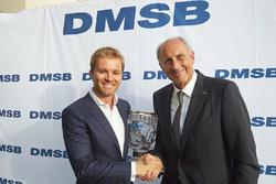 DMSB-Auszeichnung für Nico Rosberg