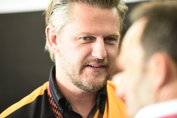 Johan Stigefelt, team manager SIC Racing Team