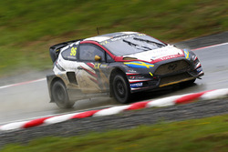 Кевин Эрикссон, MJP Racing Team Austria, Ford Fiesta ST