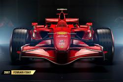 Анонс F1 2017
