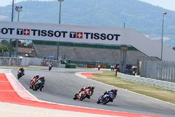 Michael van der Mark, Pata Yamaha, Chaz Davies, Ducati Team