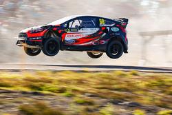 Ніклас Грьонхольм, Olsbergs MSE Ford Fiesta ST