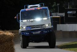 Ayrat Mardeev, Kamaz Dakar Truck