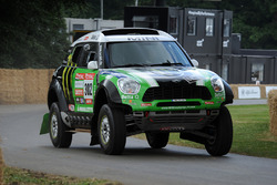 Mikko Hirvonen, Mini Countryman R60 Dakar
