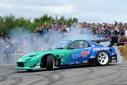 James Deane, Mazda RX-7