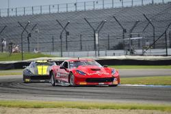 #23 TA Chevrolet Corvette, Amy Ruman, Ruman Racing, #30 TA Chevrolet Corvette, Richard Grant, Grant Racing