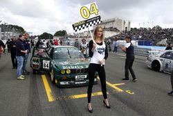Grid kızı, Richard Weber, BMW E30 M3 DTM