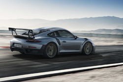 Präsentation: Porsche 911 GT2 RS