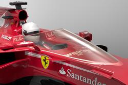 F1-Cockpitschutz Shield