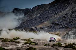 №100 Peugeot Sport Peugeot 3008 DKR: Сириль Депре и Давид Кастера