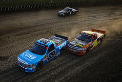 Rico Abreu, ThorSport Racing Toyota, Chris Windom, MB Motorsports Chevrolet