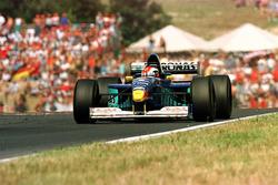 Johnny Herbert, Sauber