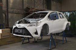 Toyota Yaris AP4 reveal